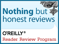 I review for the O&#39;Reilly Blogger Review Program
