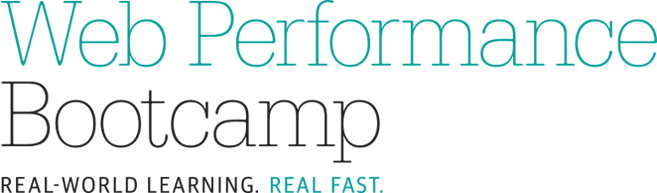 Web Performance Bootcamp