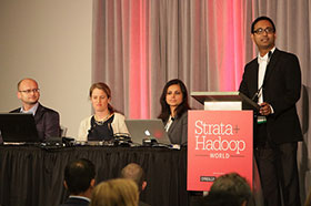 Strata + Hadoop World 2015