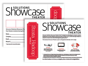 Solutions Showcase Theater