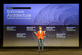 O'Reilly Software Architecture Conference 2015