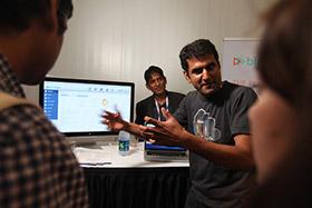 Startup Showcase Image