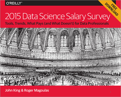2015 Data Science Salary Survey