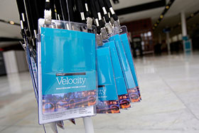 O'Reilly Velocity 2015 in Amsterdam