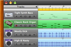 QuickStart: Building Drum Tracks with Loops