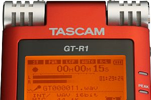 Review: TASCAM GT-R1 Digital Guitar Recorder