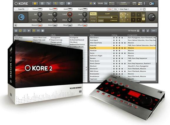 Native Instruments Kore 2