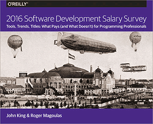 2016 Software Development Salary Survey