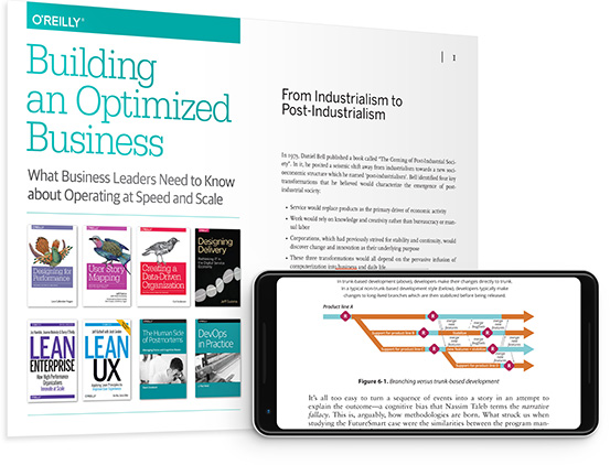 cover for: Building an Optimized Business