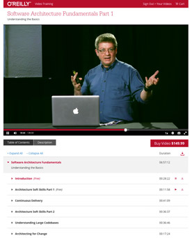 Neal Ford Video Training screenshot