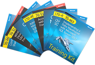 covers of Training Kits