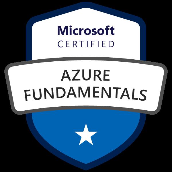Microsoft Certified: Fundamentals