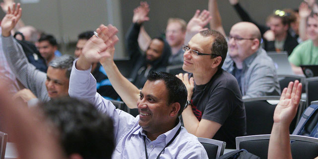 Big data for managers: Big data conference & machine