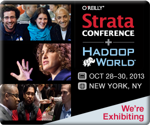 Strata Conference + Hadoop World 2013
