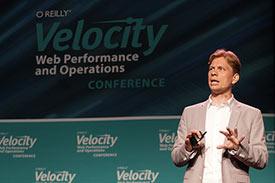 Johan Bergström at Velocity 2013