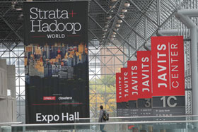 Strata + Hadoop World 2014
