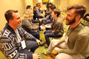 Speed Networking at Fluent