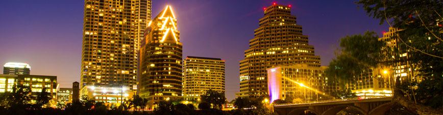 OSCON is Austin-bound in 2016. Photo by Stuart Seeger licensed under Creative Commons Attribution 2.0.