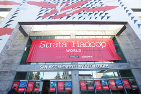 Strata + Hadoop World 2016