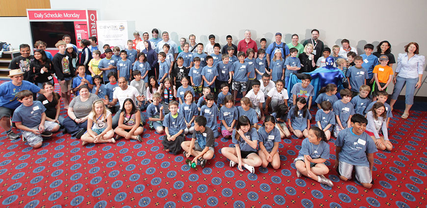 OSCON Kids Day