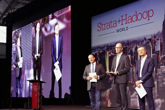 Strata + Hadoop World in NY 2016 Keynotes