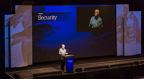 O'Reilly Security Conference Keynote