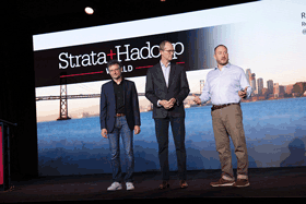 Strata + Hadoop World 2017 Video Compilation