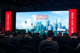 Strata + Hadoop World 2016 Singapore