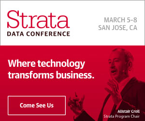 Strata Data Conference in San Jose 2018