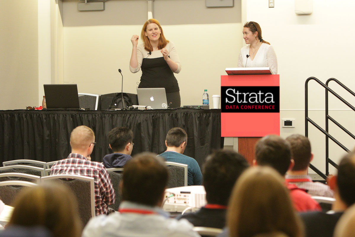 Speakers: Big data conference & machine learning training
