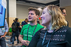 O'Reilly Velocity Attendee Networking