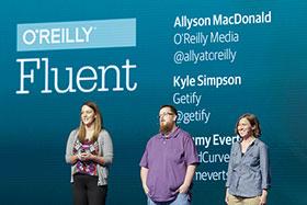 O'Reilly Fluent 2017