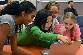 Girls Computing League