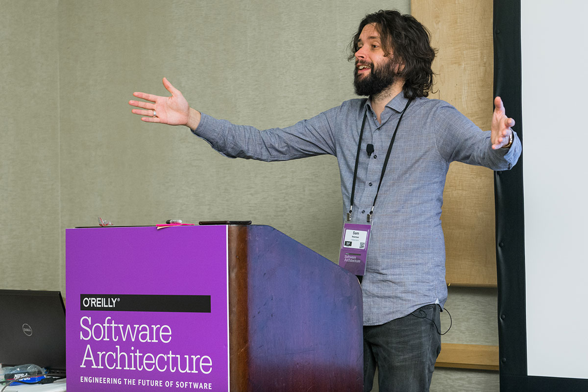 Speakers: Software Architecture Conference | Microservices