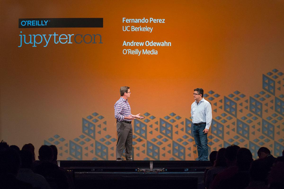 Keynotes - JupyterCon in New York 2018