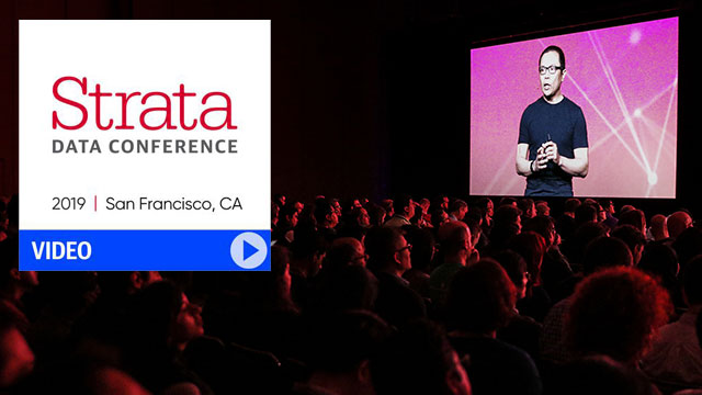 Strata Data Conference in San Francisco 2019 Video Compilation