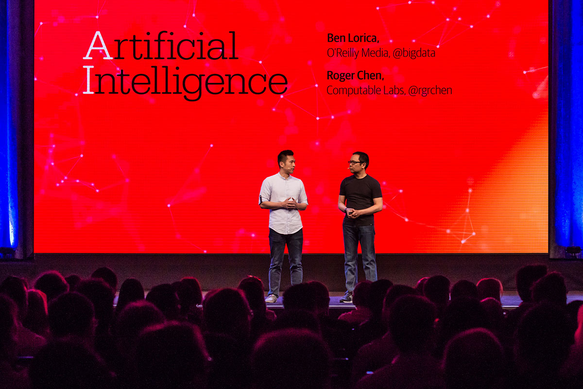 AI Business Summit: O'Reilly Artificial Intelligence