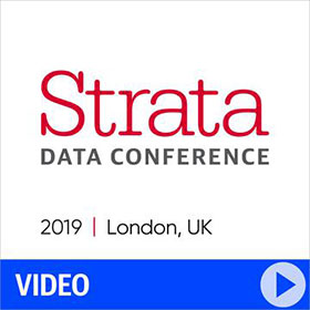 Strata Data Conference 2019 in London Video Compilation