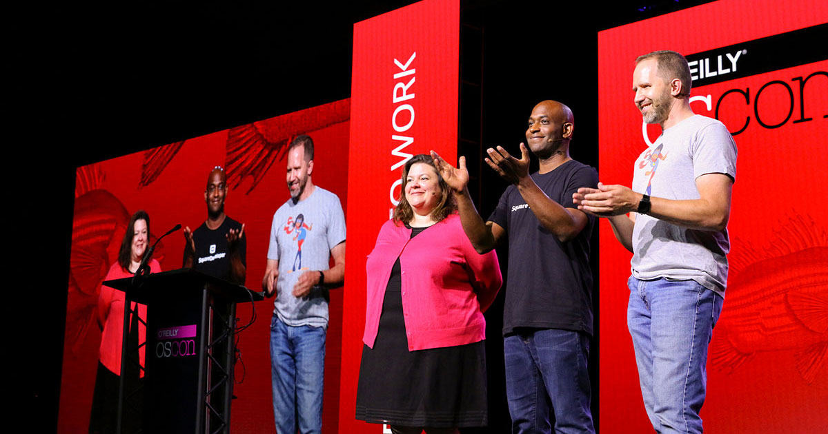 Speakers: Open Source & Software Development | O'Reilly OSCON