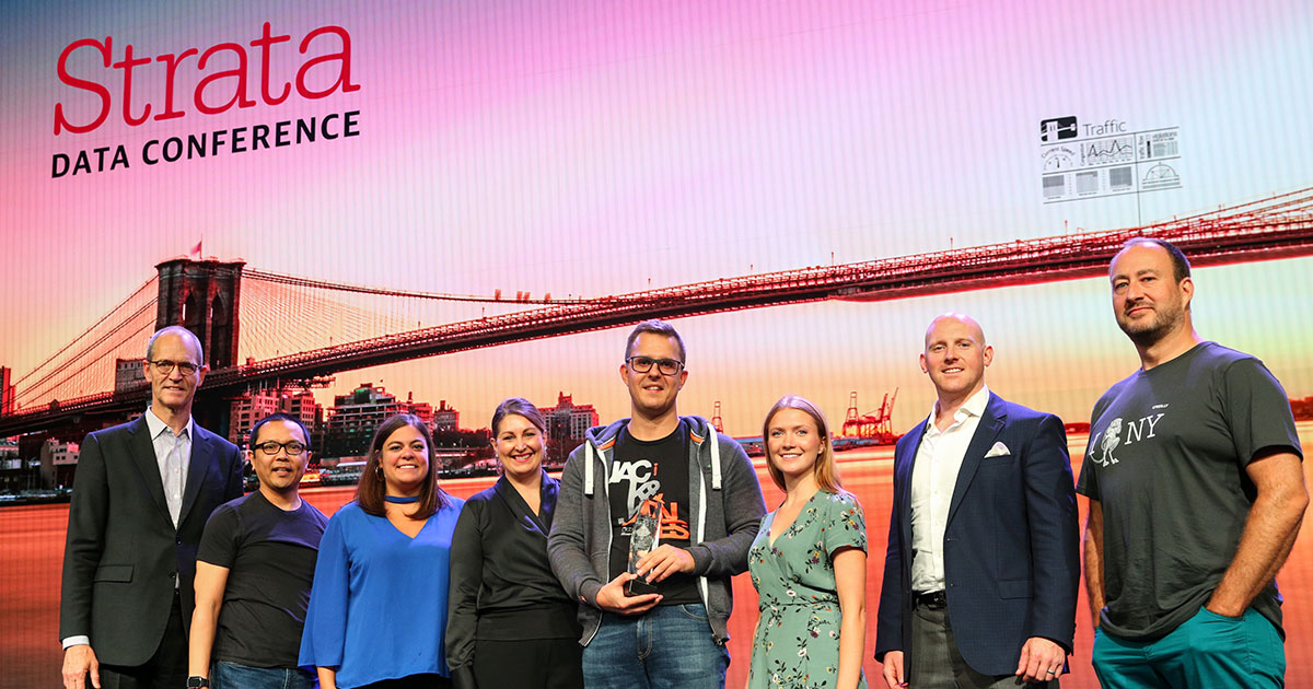 Data science + business analytics training: Strata Data Conference