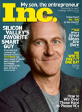 Tim O'Reilly in Inc. Magazine