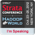 Strata + Hadoop World 2012