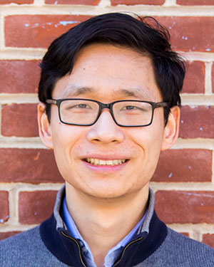 Photo of Michael Li
