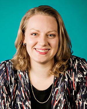 Photo of Kristen Gallagher