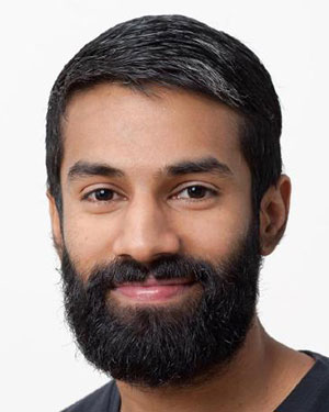 Photo of Vijay Reddy