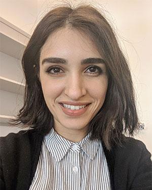 Photo of Mehrnoosh Sameki (MERS)