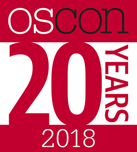 OSCON 20 years