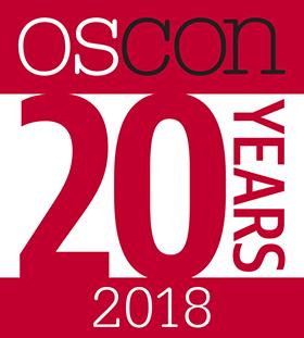 OSCON 20th anniversary