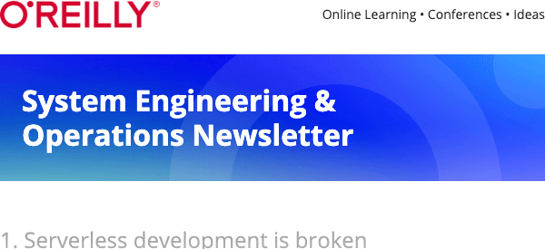 Systems Engineering and Operations Newsletter