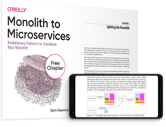 O'Reilly - Monolith to Microservices: Chapter 2